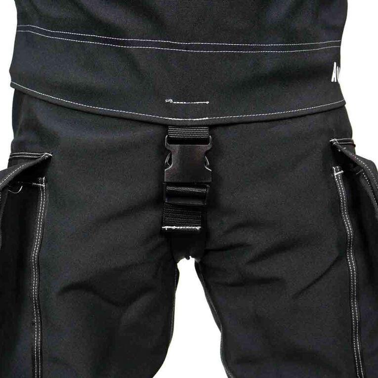 Alaskan Trilaminate Drysuit, Black, hi-res image number 2