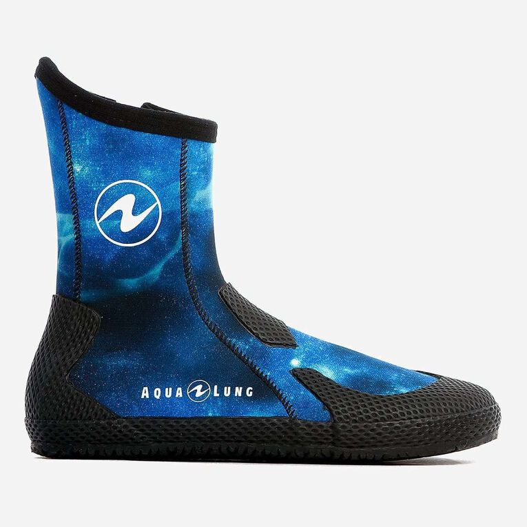 5mm Superzip Boots, Blue/Black, hi-res image number 0