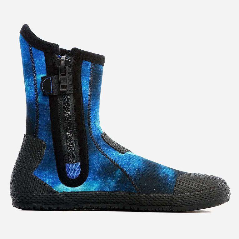 5mm Superzip Boots, Blue/Black, hi-res image number 1