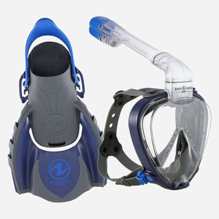 Smart Snorkel (Full Face Mask) Set