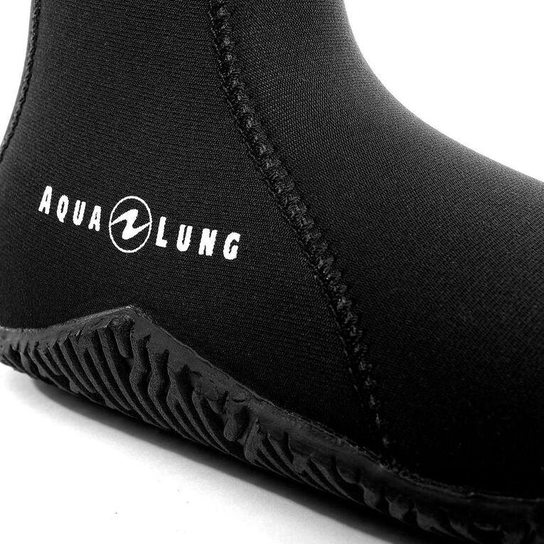 5mm Echomid Boots, Black/Blue, hi-res image number 5