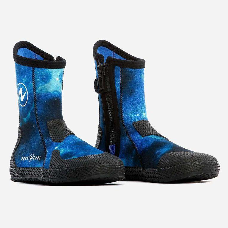 5mm Superzip Boots, Blue/Black, hi-res image number 3