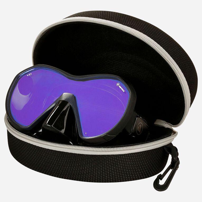 Horizon blue mirror lens, Black/Lenses blue, hi-res image number 3