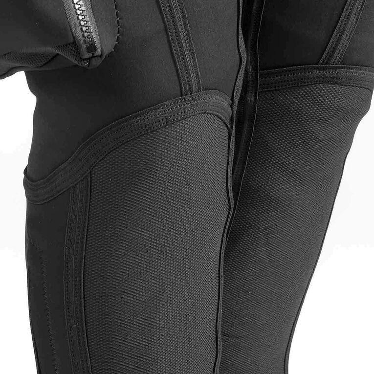 Fusion Fit Drysuit - Women's, Black/Twilight, hi-res image number 5