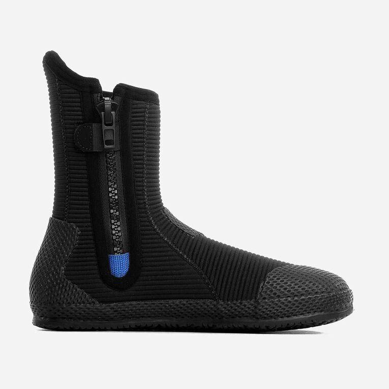 5mm Ultrazip Boots, Black/Blue, hi-res image number 2