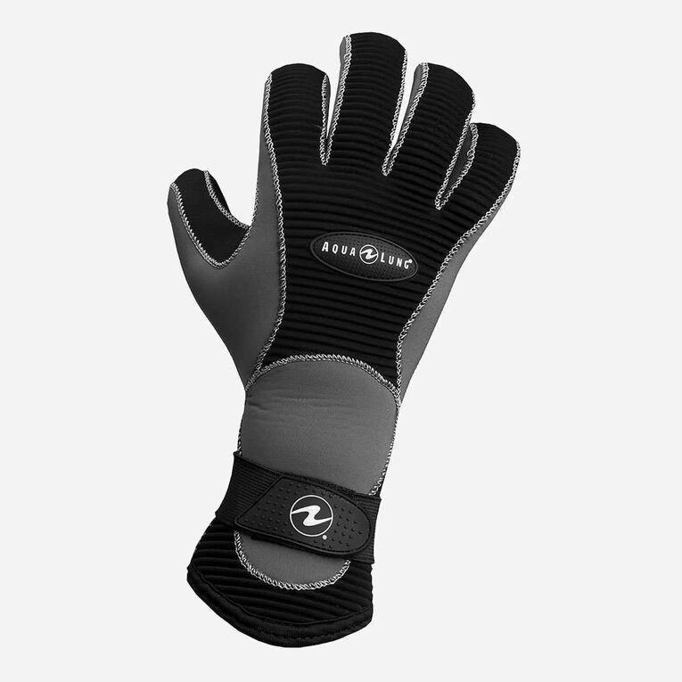 5mm Aleutian Gloves, Black/Grey, hi-res image number 1