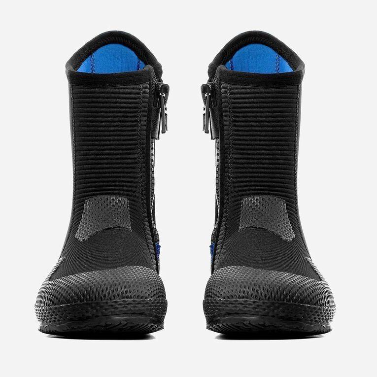 5mm Ultrazip Boots, Black/Blue, hi-res image number null