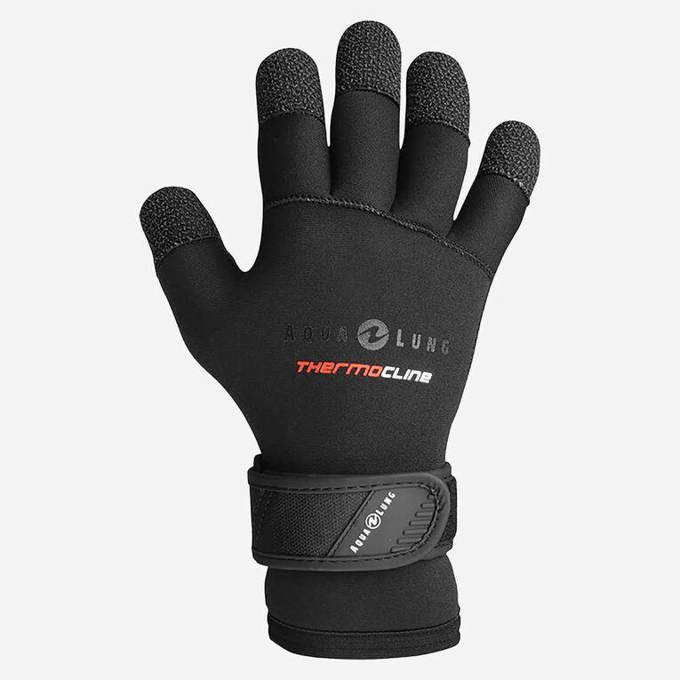3mm Thermocline K Gloves, Black/Red, hi-res image number 1