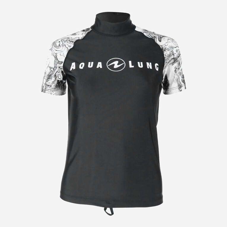 Aqua Rashguard Short Sleeve - Women, , hi-res image number null