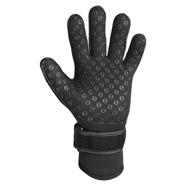 3mm Thermocline Gloves, Black, hi-res image number 2