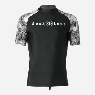 Aqua Rashguard Short Sleeve - Men