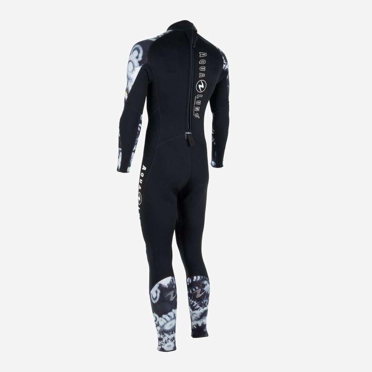HydroFlex 3mm Coral Guardian Wetsuit Men, Black/White, hi-res image number 3