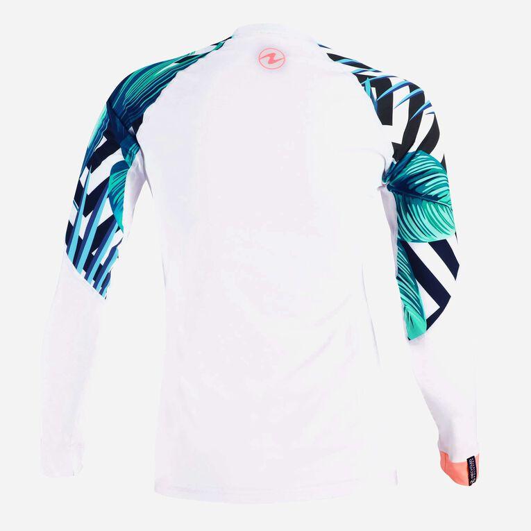 Xscape Rashguard Loose fit Long sleeve - Women, Multicolor, hi-res image number 3