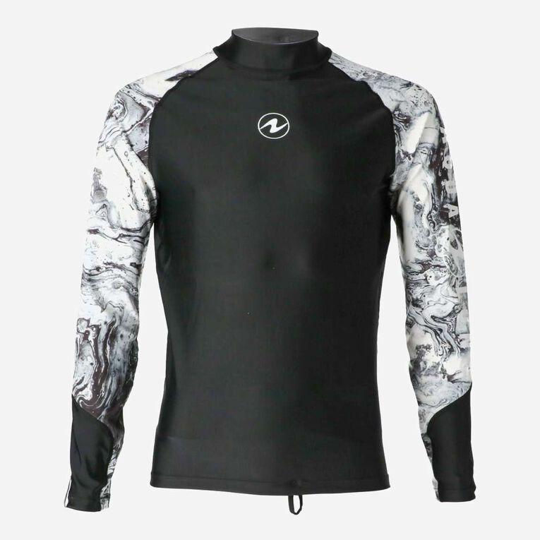 Aqua Rashguard Long Sleeve - Men, , hi-res image number null