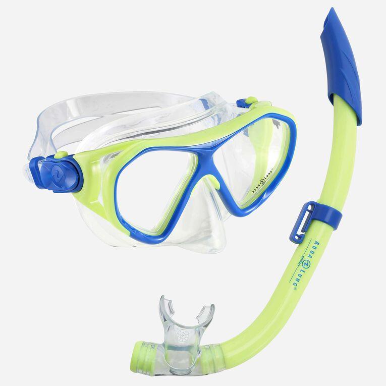 Urchin Jr Combo, Bright green/Light blue, hi-res image number 0