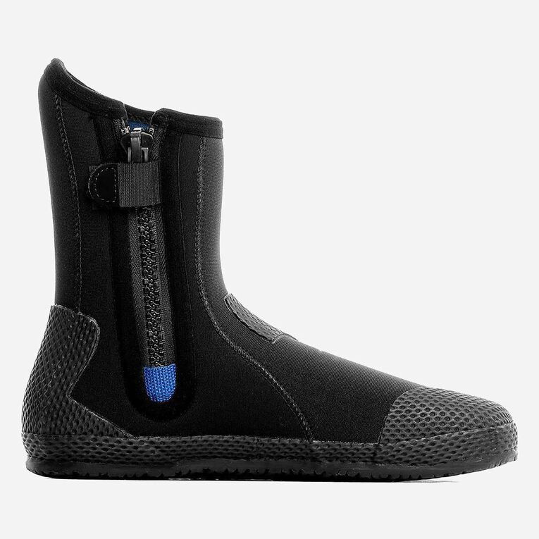 3mm Superzip Boots, Black/Blue, hi-res image number 2