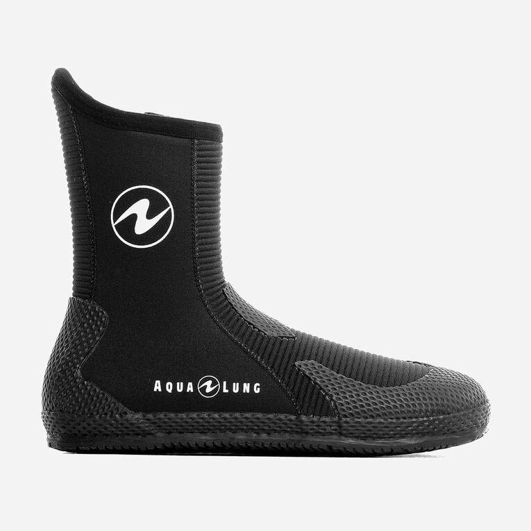 5mm Ultrazip Boots, Black/Blue, hi-res image number 1