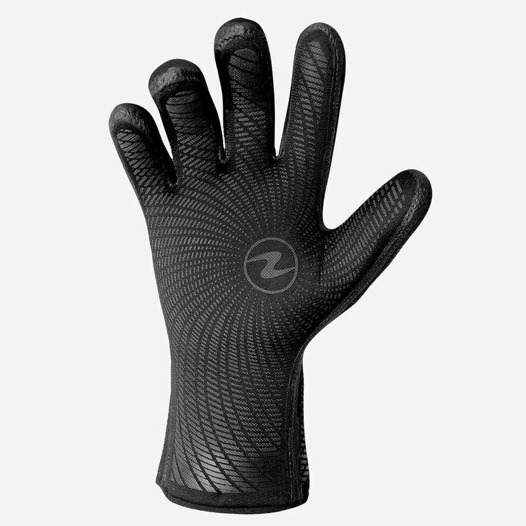 5mm Liquid Grip Gloves, Black/Blue, hi-res image number 2