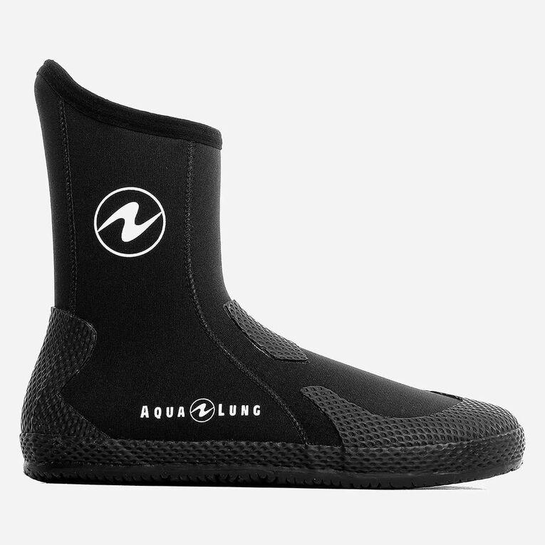 3mm Superzip Boots, Black/Blue, hi-res image number 1