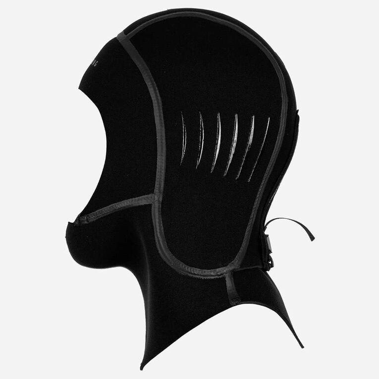 Heat Zip Hood, Black, hi-res image number 0