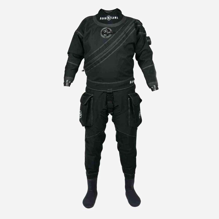 Alaskan Trilaminate Drysuit, Black, hi-res image number 0
