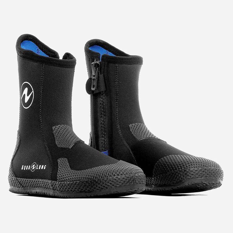 3mm Superzip Boots, Black/Blue, hi-res image number null