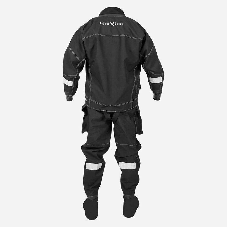 Alaskan Trilaminate Drysuit, Black, hi-res image number 1