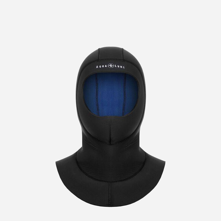 Seawave Hood 3/1mm, Black/Blue, hi-res image number 0