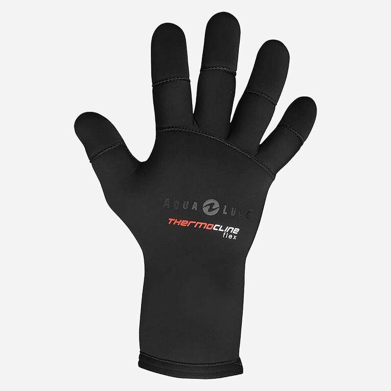 5mm Thermocline Flex Gloves, Black/Red, hi-res image number 1