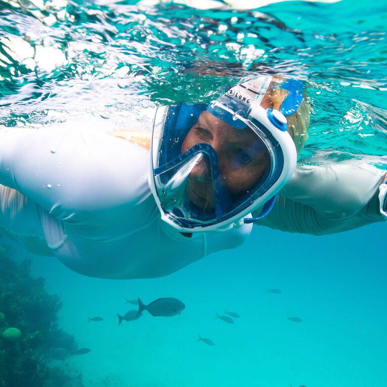 Smart Snorkel (Full Face Mask), , hi-res image number null
