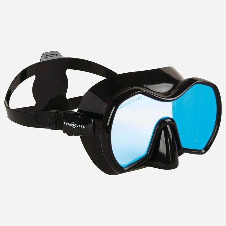 Profile blue Mirror, Black/Lenses blue, hi-res image number 0