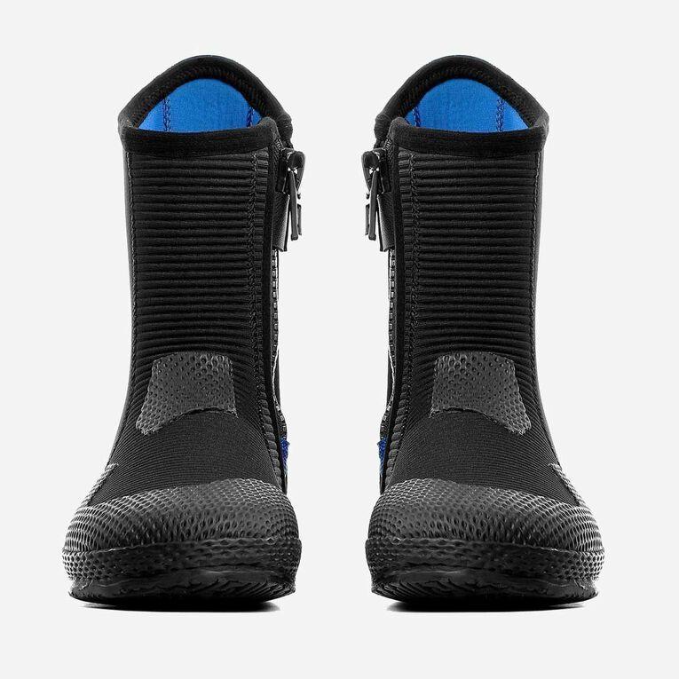 5mm Ultrazip Boots, Black/Blue, hi-res image number 5
