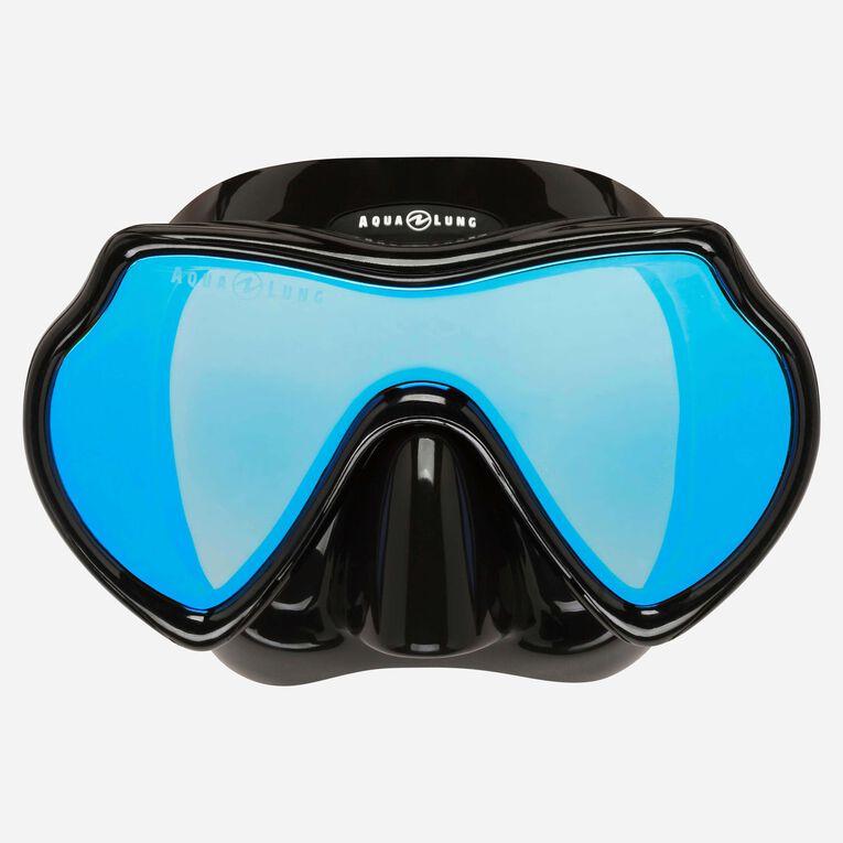 Mistique blue mirror, Black/Lenses blue, hi-res image number 1