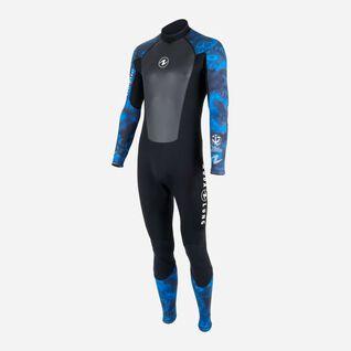 HydroFlex 3mm Coral Guardian Wetsuit Men