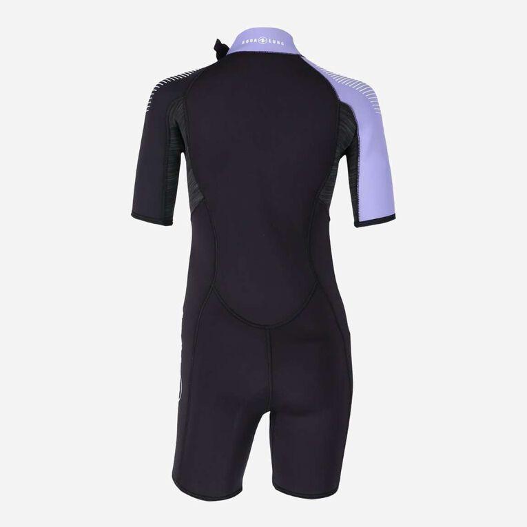Dynaflex 5.5mm Jacket Women, Black/Purple, hi-res image number null