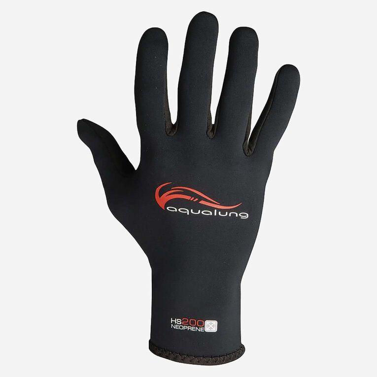 2mm Kai Gloves, Black/Red, hi-res image number null