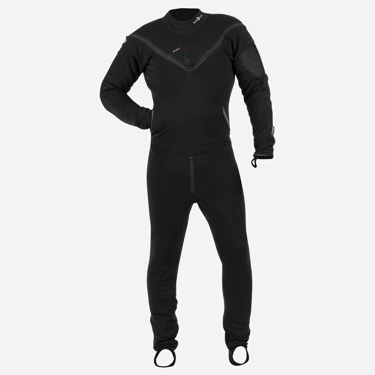 Thermal Fusion Undergarment, Black, hi-res image number null