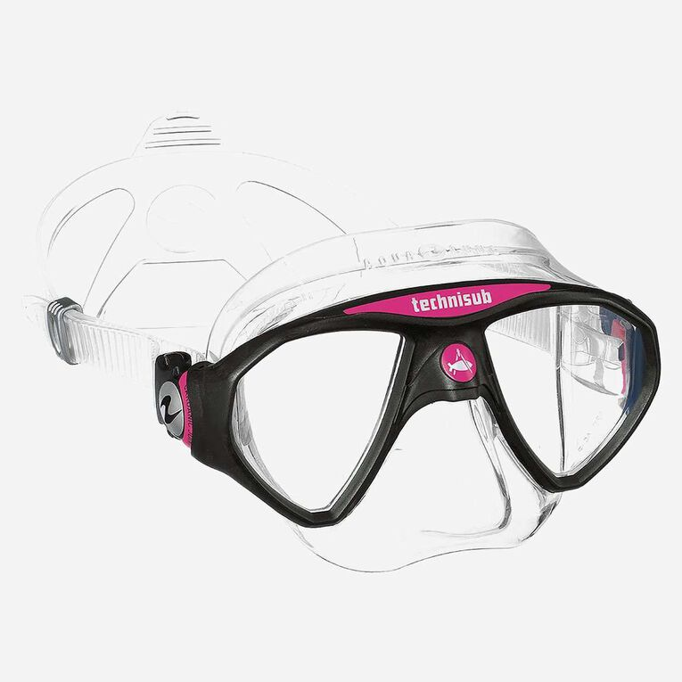 Micromask, Transparent/Pink/Lenses clear, hi-res image number 0