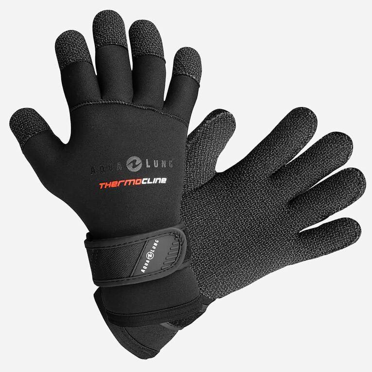 3mm Thermocline K Gloves, Black/Red, hi-res image number 0