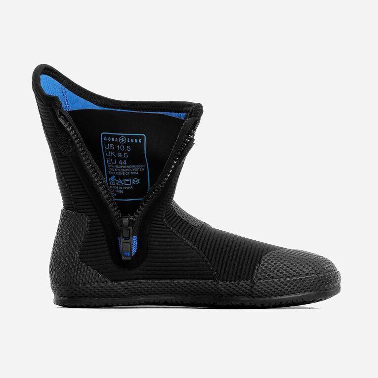 5mm Ultrazip Boots, Black/Blue, hi-res image number 3