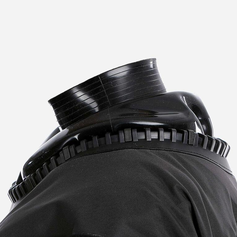 Fusion Xscape Drysuit, Black/Blue, hi-res image number 1