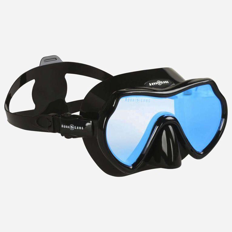 Mistique blue mirror, Black/Lenses blue, hi-res image number 0