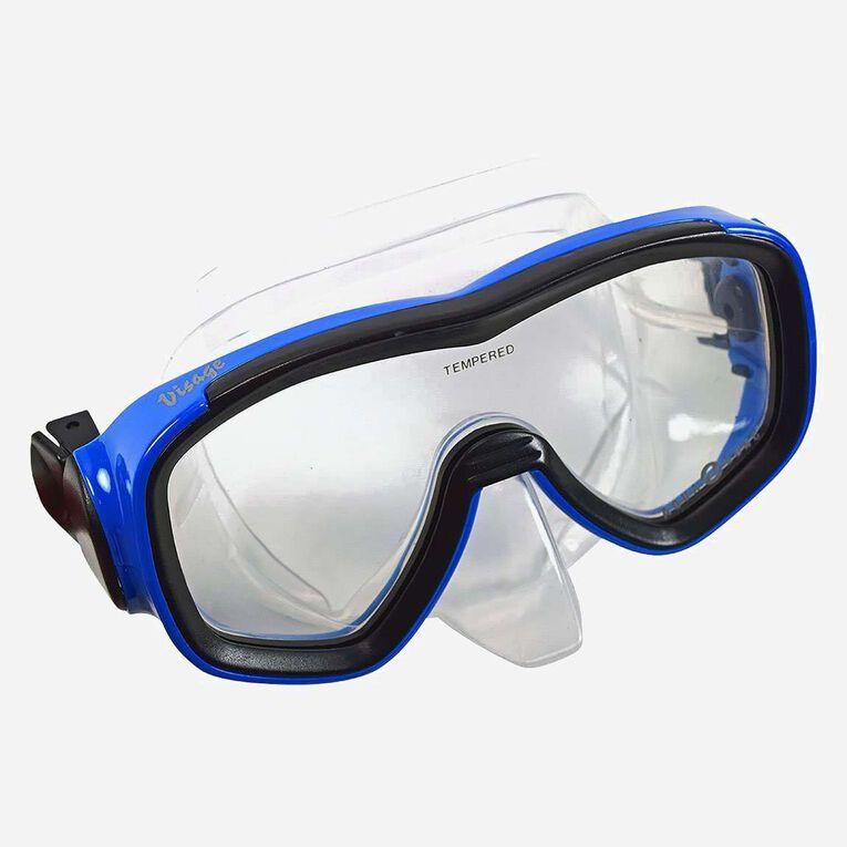 Visage, Blue/Transparent, hi-res image number 0
