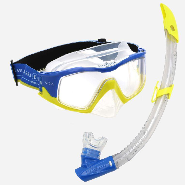 Vita Combo, Blue/Bright yellow, hi-res image number 0