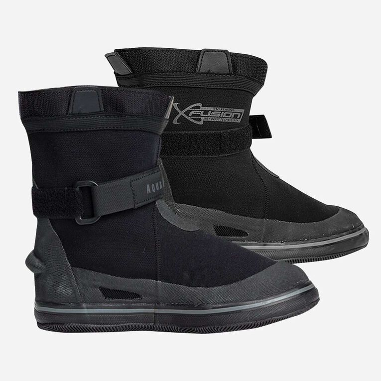 Fusion Boots, Black, hi-res image number null