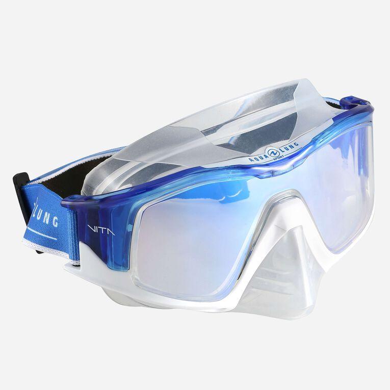 Vita Ultra, Transparent/Blue/Lens mirror blue, hi-res image number 0