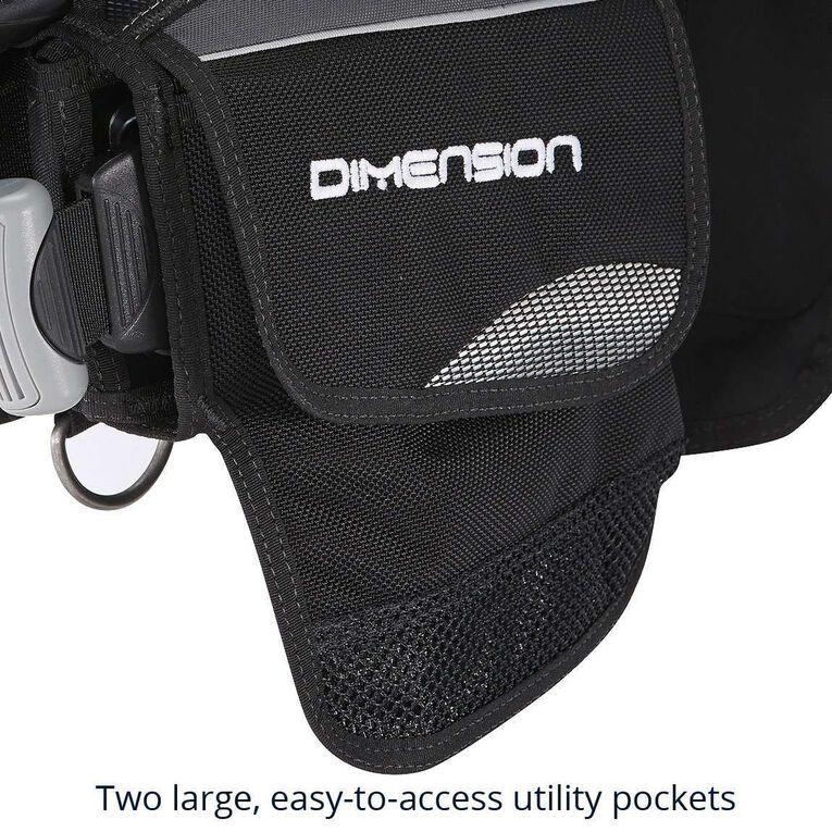 DIMENSION, Black/Grey, hi-res image number 5